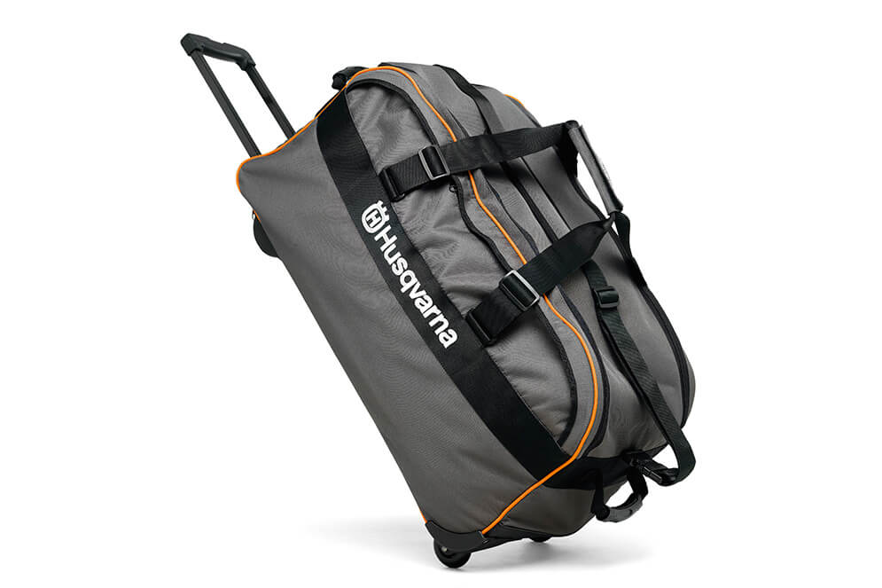 Grey Trolley Bag